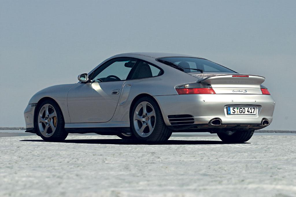 Porsche 996 Turbo >> 2005 Porsche 996 Turbo
